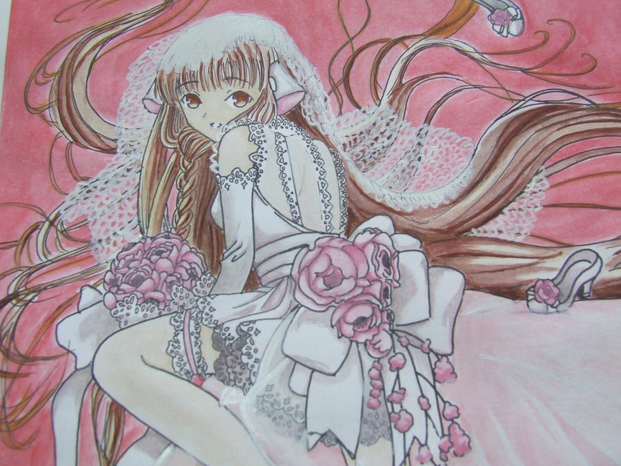 Chii from Chobits(2) by Flox95