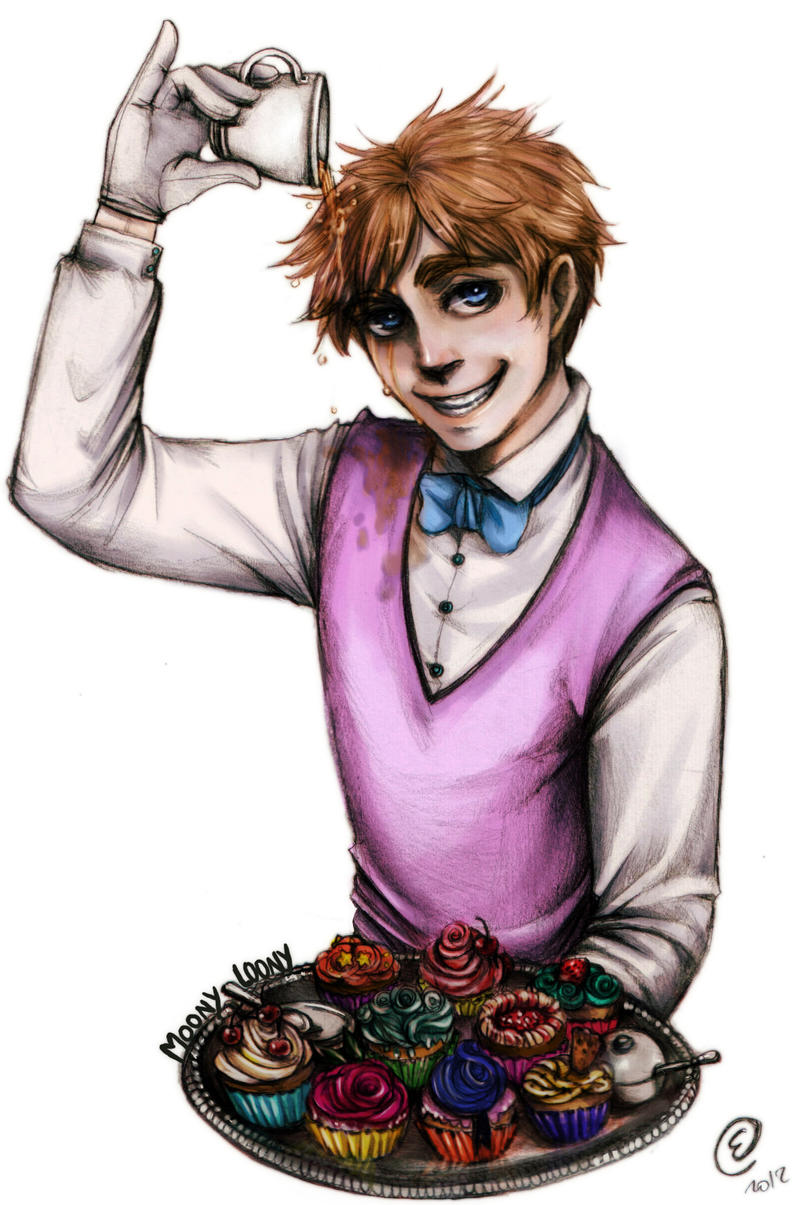 Arthur 2P by MoonyL00ny