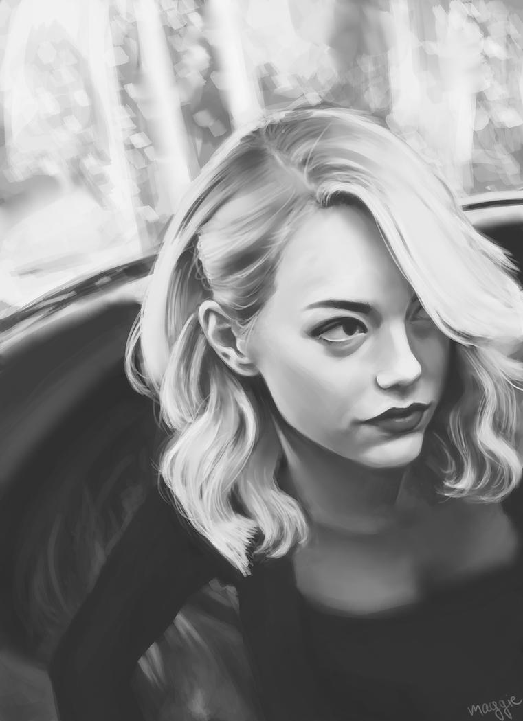 analysis of emma stone as the Here's to the ones who dream, sings emma stone during her big number in la  la land, the acclaimed musical likely to pick up awards at this.