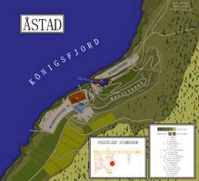 Astad, Mars by IainFluff