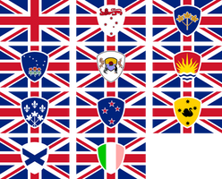 FKGBD Flags by IainFluff