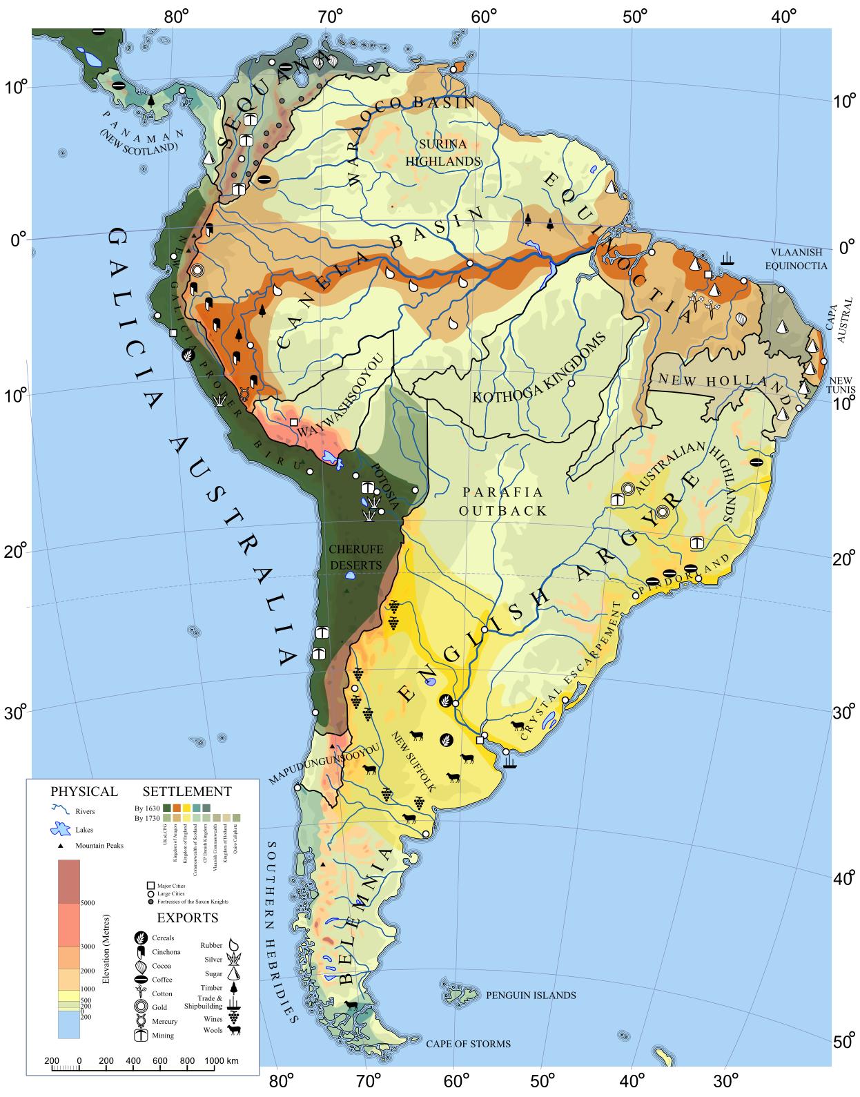 filetrinidad and tobago in south america mini map riverssvg south
