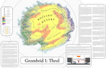 Throl: non-rotating planet