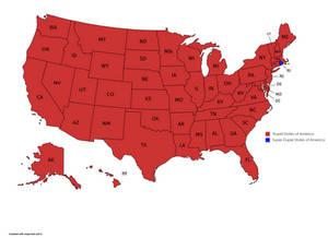 US States regarding Drunk Driving legality