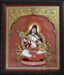 saraswathi by minkz10