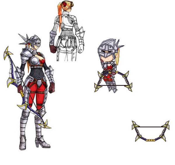 Rakion - archer by shahua