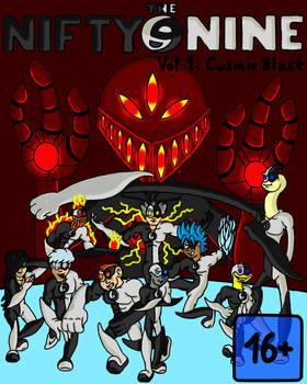 The Nifty Nine - Vol 1 - Cosmic Blast