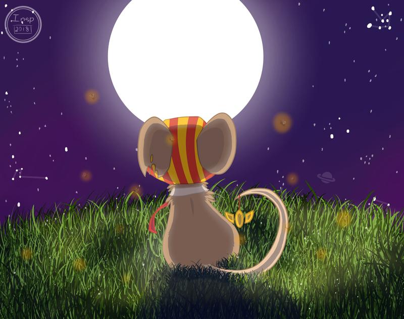 Fireflies by Inspirrationn