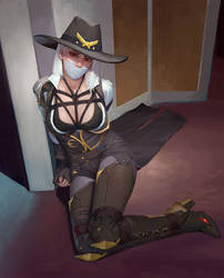 Ashe by Xshentong