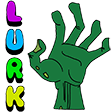 Lurk Emote by ZombieMadAss