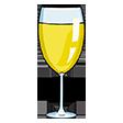 White Wine by ZombieMadAss