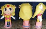 Toon Zelda Plushie