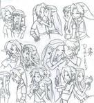 ZeLink OoT Doodles
