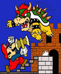 Super Mario Bros. Coloring