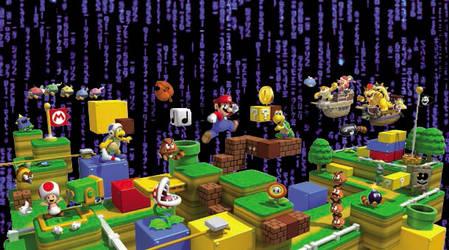 Super Mario 3D Land DLC