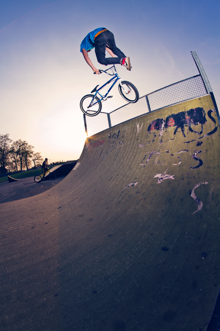 Quick BMX Edit by liam-jones