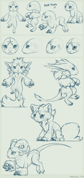 SPECIES/CHARACTER CONCEPT + FULL PERMS (CLOSED)