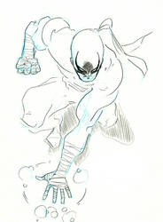 Iron Fist sketch by tryin2get-there