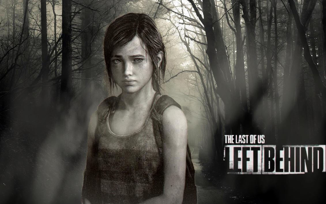 Ellie: TLOU Left Behind by YunieSummoner