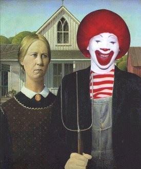 Old McDonald had a farm. by exhalesigh