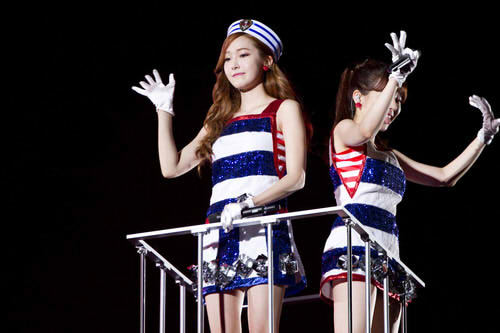 Jessica and Sunny 3rd Japan Tour by iloveyou1989