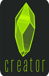 Creator Achievement Badge by Esk-Masterlist