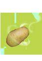 Magic potato by Esk-Masterlist