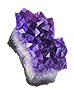 Amethyst chunk by Esk-Masterlist