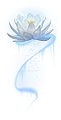 Ice lotus by Esk-Masterlist