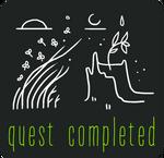 Firestorm Achievement Badge by Esk-Masterlist