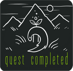 MountainBiomeCompletionBadgebyFiachmara by Esk-Masterlist