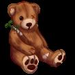 Teddy Bear by Esk-Masterlist