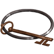 Cobwebbed Key by Esk-Masterlist