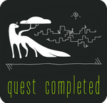 Natura Humana Quest Completion Badge by Esk-Masterlist