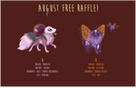 August Free Esk Raffle! [closed]