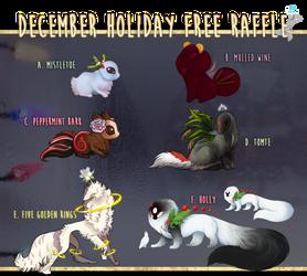 December Holiday Free Esk Raffle! [open]