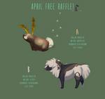 April Free Esk Raffle! [closed]