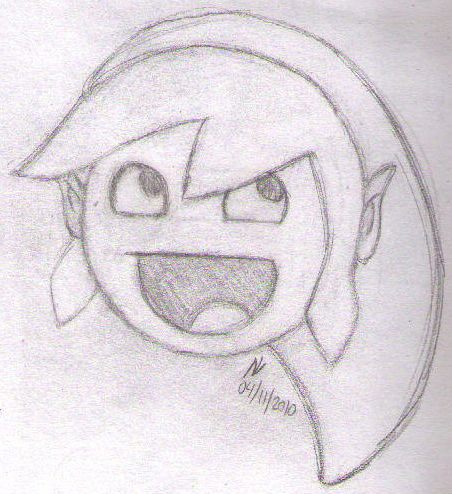 Awesome Link -sketch-