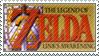 Link's Awakening Stamp
