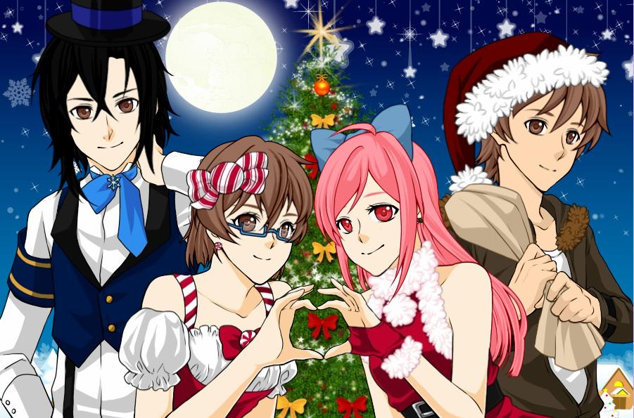 Happy Holidays by NightmareOnElmStFan