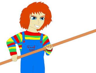Chucky-Child's Play 2 by NightmareOnElmStFan