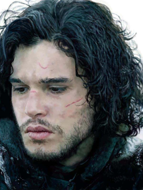 Jon Snow - Scars