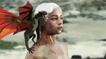 Daenerys Targaryen - WIP
