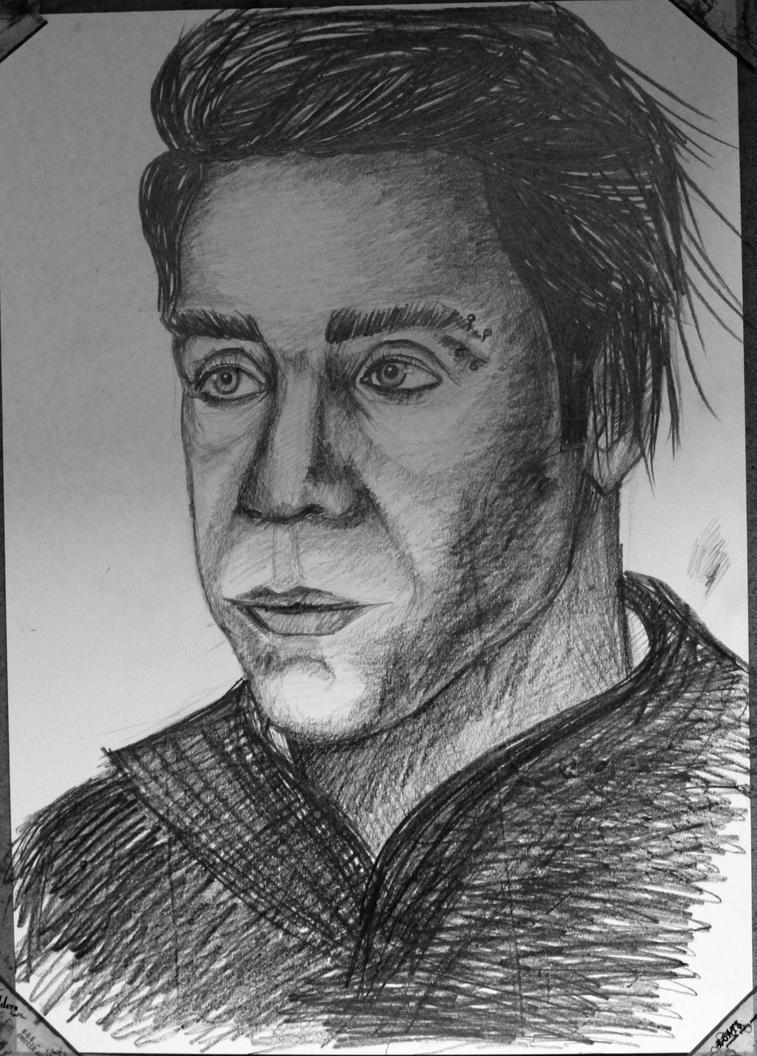 Till Lindemann by julismith