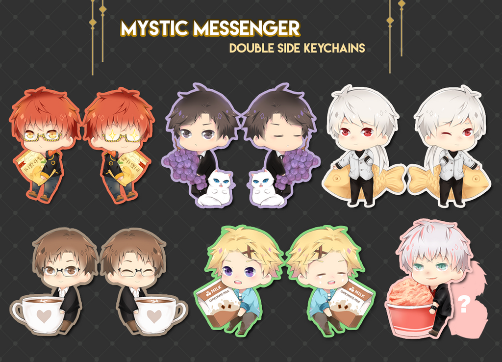mystic messenger how to play