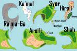 Map of Rignognia