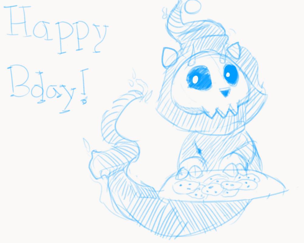 Happy Birthday Yuun!! by Flixg