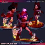 Scarlet Witch - beauty shot