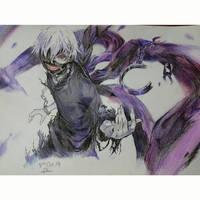 Tokyo Ghoul by HontoniKireiDesu