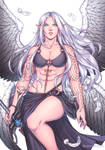 Commission Angel OC